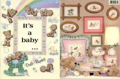Dale Burdett-It's A Baby...