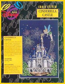 The Art Of Disney-Cinderella's Castle