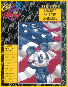 The Art Of Disney-Mickey Salutes
