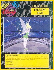 The Art Of Disney-Preening Pixie