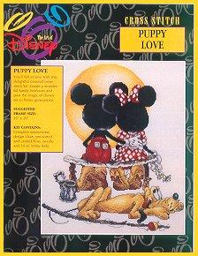 The Art Of Disney-Puppy Love