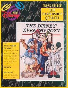 The Art Of Disney-The Barbershop Quartet