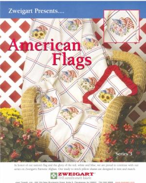 Zweigart-American Flags