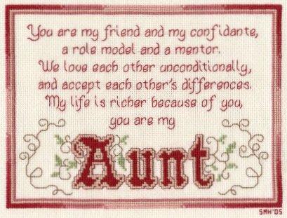 Cross My Heart-Relatively Speaking (Aunt)