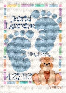 Footprint-Gabriel Completed June 2006