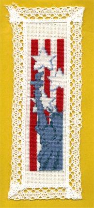Houston Stitchers Bookmark Exchange--June 2004