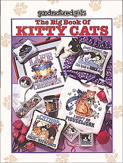 Good Natured Girls-The Big Book Of Kitty Cats